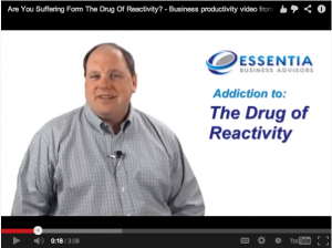 drug of reactivity, multitasking